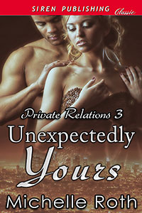 Unexpectedly Yours Cover