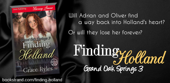 Grace Ryles - Finding Holland